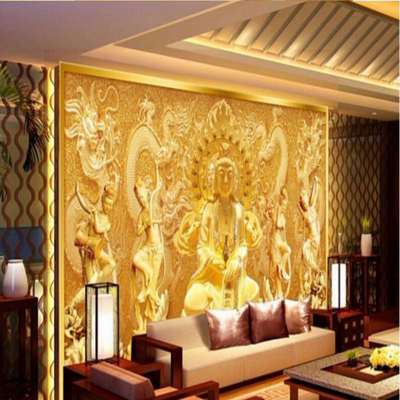 Modern Wallpapers For Living Room Online Adornment - Wall Art ...