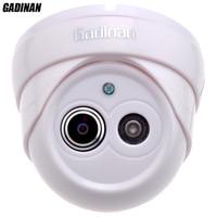 Gadinan 960 P 25FPS 1.8 мм объектив ультра Широкий формат 120 градусов купол безопасности Камера IP Камера indoor CCTV Камера ONVIF phone View