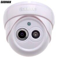Gadinan 960 P 25FPS 1.8mm Lente Ultra Gran Angular de 120 Grados cúpula Cámara IP Cámara de Interior de Seguridad CCTV Cámara ONVIF Teléfono vista