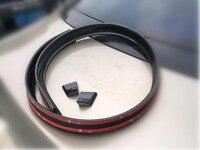NEW Car Styling tail stickers for audi tt forester lacrosse hyundai santa fe kia optima corolla 2014 cadillac accessories