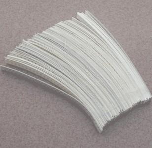 Frete grátis SMD 1206 Chip de Resistor kit pacote 1% de precisão, pacote de componente eletrônico 80Kind * 50 pcs = 4000 pcs