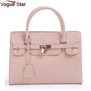 7764c67edb Vogue Star Women Messenger Bags Leather Handbag