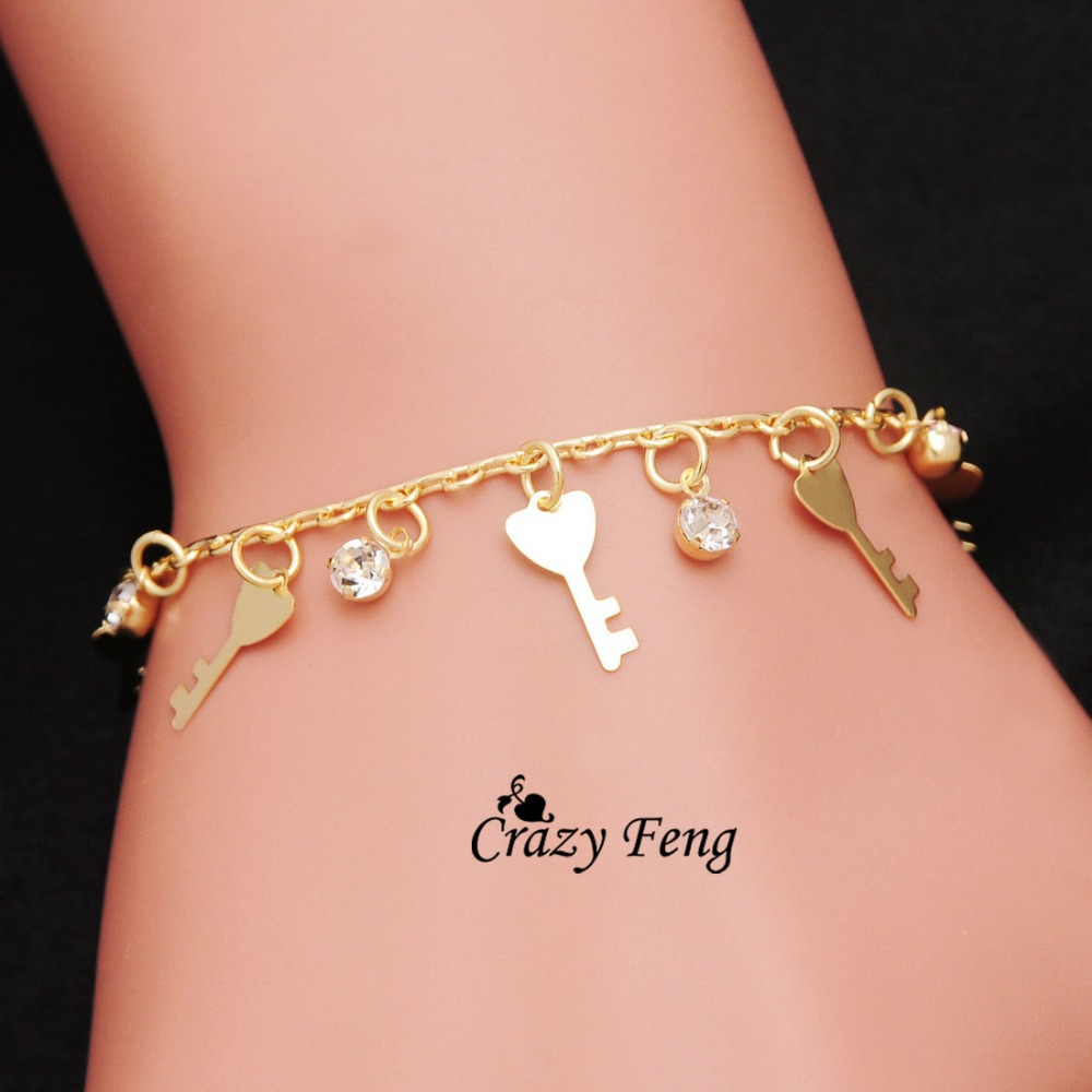 foot gold parties jewelry fashion chain draped tomtosh and anklet anklets pin link for layered new women bracelets