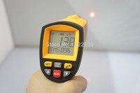 Digitale Non-contact Infrarood IR Thermometer-50-1150C (-58-2102F) 20:1 GM1150  Temp Temperatuur Tester