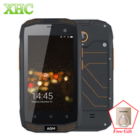 AGM A2 IP68 Waterproof Mobile Phone 4 0 Inch Android 5 1 MSM8909 Quad Core 2G