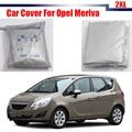 Tampa do carro Anti UV Sun Sombra Chuva Neve Resistente Protetor Capa Para Opel Meriva Frete Grátis!