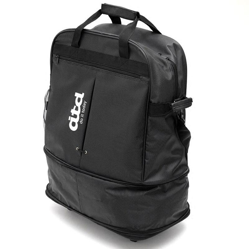 Новое поступление колеса чемодан дорожные сумки 32' большой ёмкость дорожная сумка ручной тележки унисекс складная сумка для багажа чемодан
