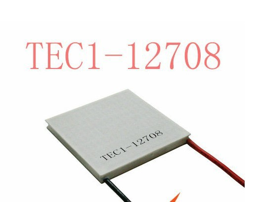 Freeshipping TEC1-12708 12V 8A 96W 40*40 Thermoelectric Cooler Peltier