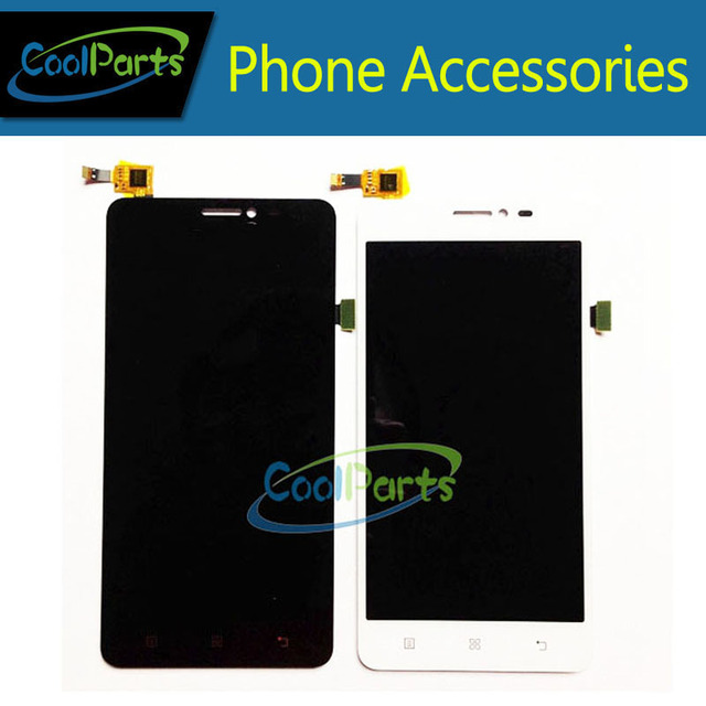1PC/Lot Black White Color For Lenovo S850 LCD Display+Touch Screen Digitizer Assembly Free Shipping