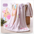 Random colors  Flannel baby blanket newborn baby blankets small blanket multifunction  blankets