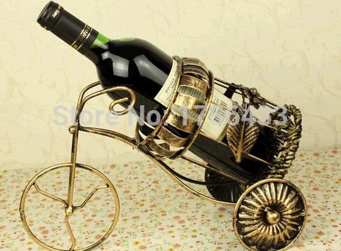 Creative Wine Holder Home Bar Beer Rack Bottle Suspension Racks