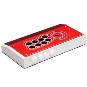 Image 3 - Cdragon ארקייד ג ויסטיק ברור שחור מתכת מקרה Gamepad משחק וידאו בקר ג ויסטיק מקל חסון בנייה קל להתקין
