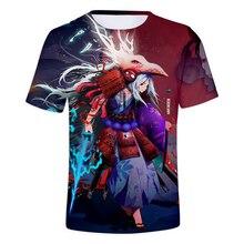 LUCKYFRIDAYF Kpop NEW 3D Onmyoji Latest Album T-shirt Women Men Fans Support Cotton Short Sleeve Santa Claus Fashion sala TShirt цена в Москве и Питере