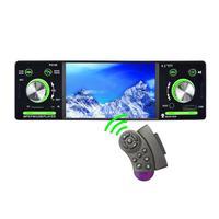 4.1 HD Quad core Car Stereo MP5 Player 1080HP GPS Navigator 1G/16G Built in WIFI FM Auto Radio OS DVD Player
