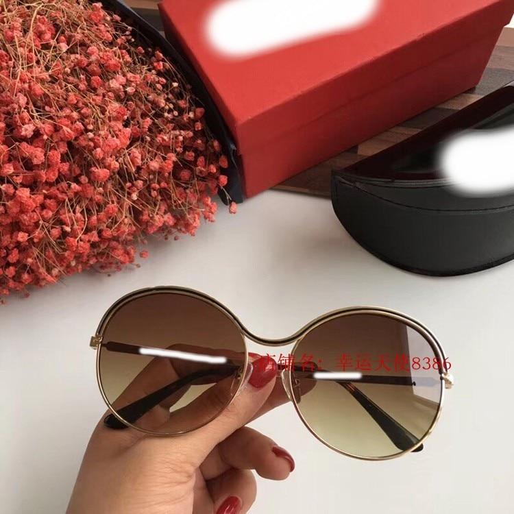 3 Sonnenbrille Carter Runway Gläser 4 2018 Designer Luxus 2 B1143 Frauen Marke 5 Für 1 qwnFBE7