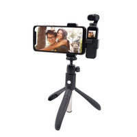 Selfie Stick Tripod Mount Phone Holder For DJI OSMO Pocket Handheld Gimbal Stabilizer D.21