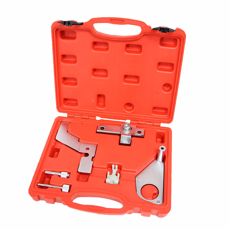 Petrol Engine Camshaft Timing ToolKit For Land Rover Jaguar Evoque 2.0T Freelander 2 2.0L Mondeo Engine repair Tool car kit camshaft pulley wrench holder for subaru forester 3pcs set engine timing belt remove and install repair toolkit