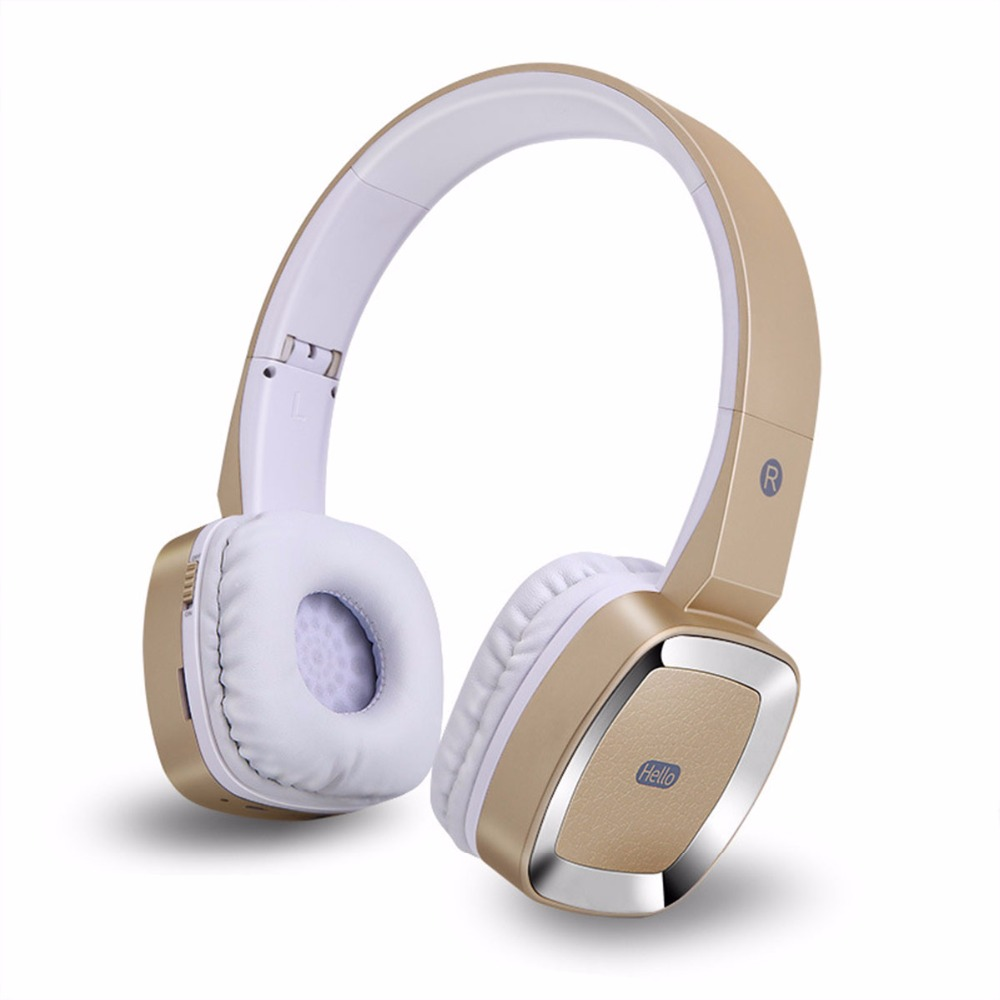 Wireless Bluetooth Headphones with Mic Support TF Card Stereo Bluetooth Headset For iPhone Xiaomi MP3 Wirled AUX  For PC Compute