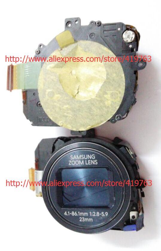 Оригинальный ОБЪЕКТИВ для SAMSUNG EK-GC100 GC100 GC100 GC110 EK-GC110 GALAXY Объектив Увеличить Блок нет пзс-камеры запчастей бесплатная доставка