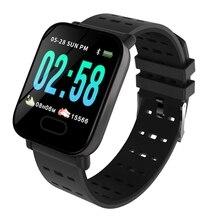 M20 Relógio Inteligente Android/IOS Monitor de Freqüência Cardíaca Inteligente Pulseira Sono Rastreador De Fitness Banda de Pressão Arterial com Tela Colorida huawei