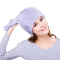 2018 new real Mink Animal Skins Hats women winter mink skins hats Fashion mink fur hat for Lady DHY18 01