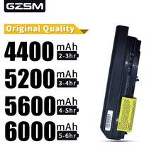 HSW 6cells Laptop Battery For IBM 41U3196 41U3198 ASM 42T5265 42T5262 42T4548 ThinkPad R400 T400 R61 R61i T61 T61p T61u bateria