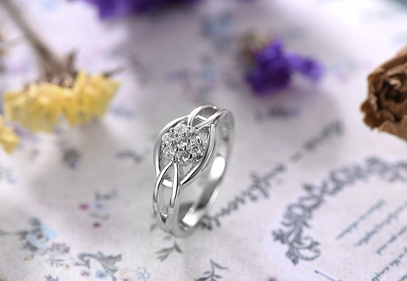for silver ring wedding for 925 wedding ring,for ring finger ringDL48610A (6)