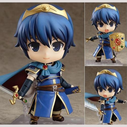 Anime Fire Emblem New Mystery of the Emblem Nendoroid #567 PVC Figure Toy Model Toy Collectibles Model Doll 507