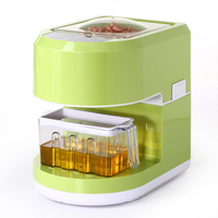 Household Smart Oil Press Hot and Cold Oil Press Small Fully Automatic Electric Family Stainless Steel Multifunction