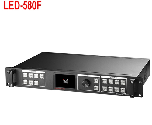 MAGNIMAGE LED-580F with 2pc MSD300 Led video processor With 2 NOVA msd300 inside scaler with AVX2,VGA DVI HDMI input,VGAX1,DVAX2