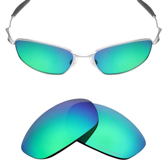 b9c67d16bb639 Mryok + POLARIZADA Lentes de Reposição para óculos Oakley óculos de Sol  Suiças Resistir À Água