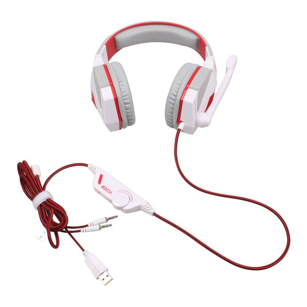 KOTION EACH Originaal Gaming-peakomplekt Deep Bass Stereo Game - Kaasaskantav audio ja video - Foto 6