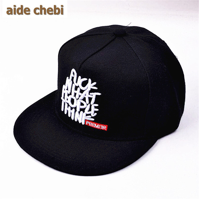 Aide Chebi 3D Devil Eyes Baseball Caps Retro Gorras Hats Planas Chapeau Flat Bill Hip
