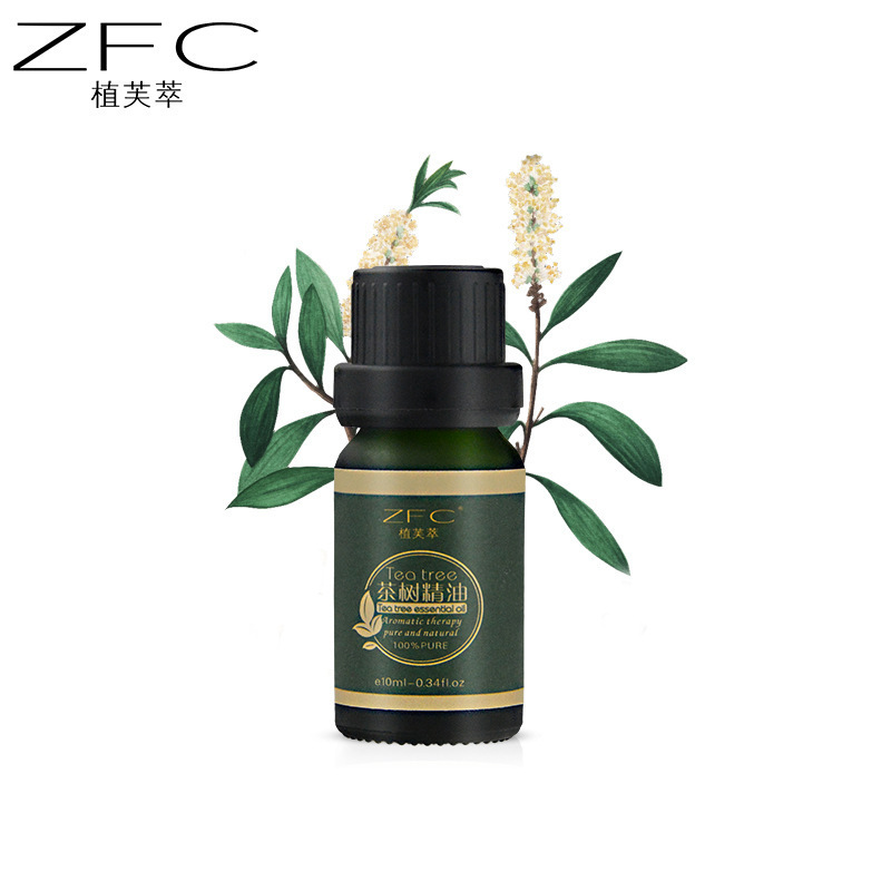 Natural Tea Tree Moisturizer Face Body Skin Care Hair Beauty Products For Women Pure Essential Oil цена