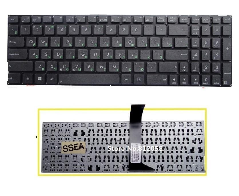 NEW For Asus R550C R550CA R550CB R550CM Keyboard US Black