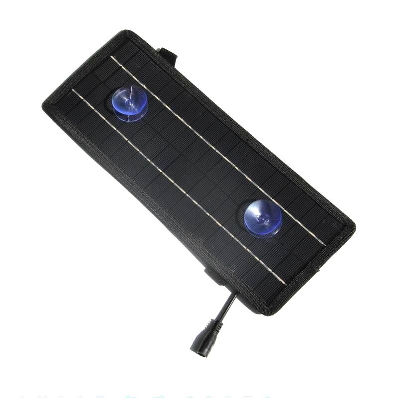 BUHESHUI 4 5W 18V Portable Solar Panel Charger For 12V font b Car b font Boat