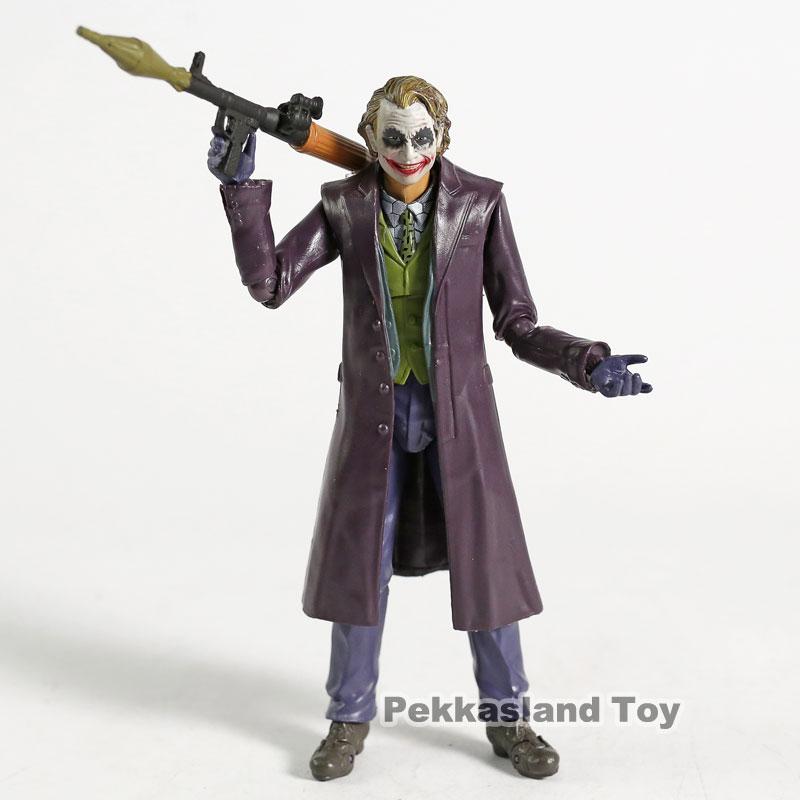 New Dc Movie Joker 15cm Action Figure Batman The Dark