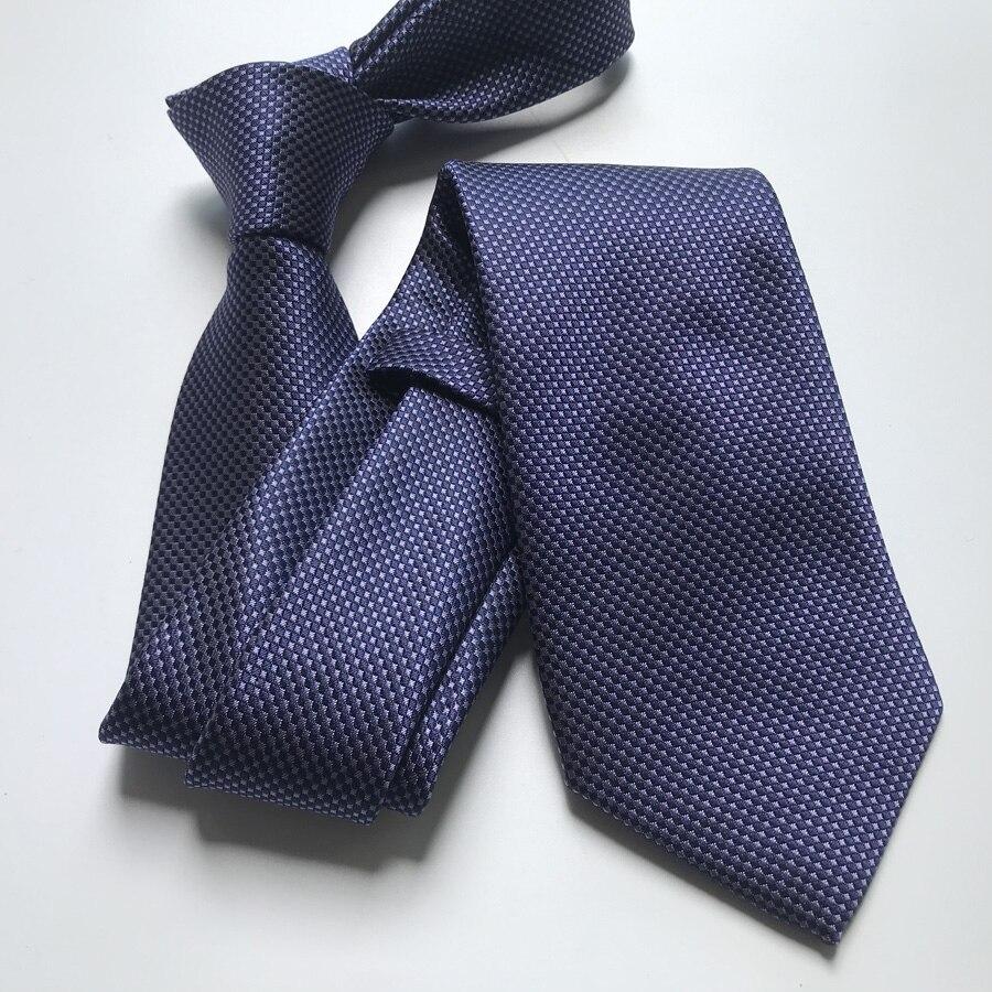 8 см уникальный строгий галстук Для мужчин высокое качество тканый галстук, жаккардовый