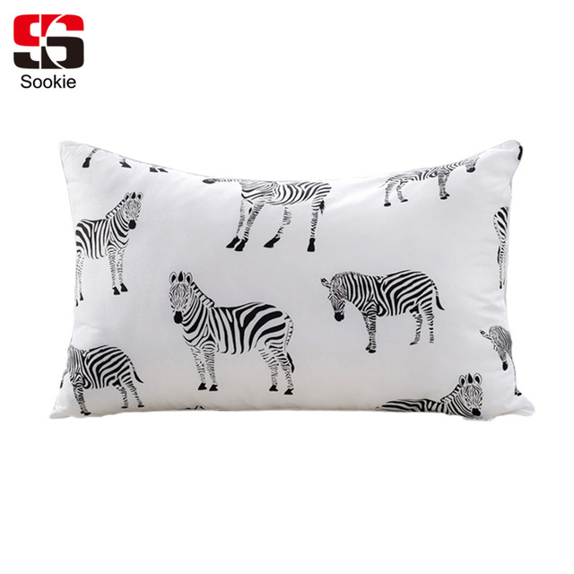 Sookie Animal Print Decorative Pillow Soft Body Neck Pillow Down Stunning Down Filled Decorative Pillows
