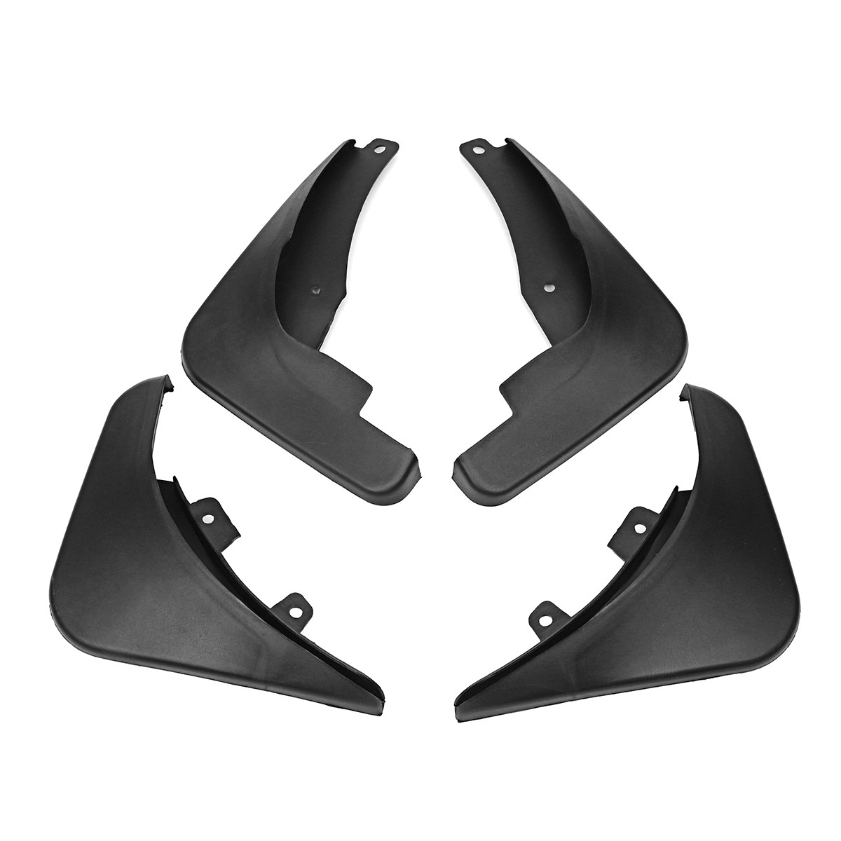 4Pcs Car Front RearMudflaps Splash Mudguards for Vauxhall Opel Astra J /Buick Verano 2010 2011 2012 2013 2014 2015 2016