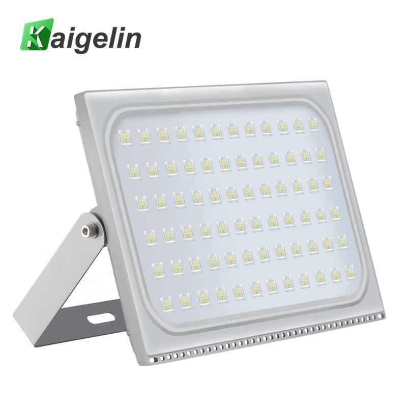 Kaigelin 500 W A MENÉ La Lumière D'inondation 45000LM Étanche LED Projecteur Projecteur Jardin Mur de Sécurité Lampe Projecteur Éclairage Extérieur