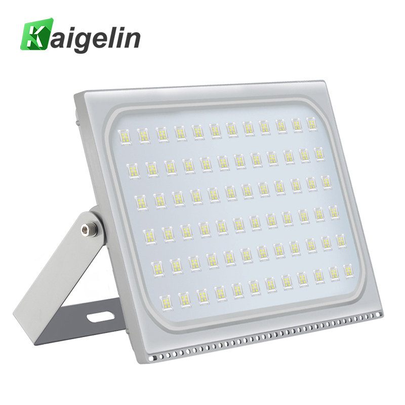Kaigelin 500 W HA CONDOTTO LA Luce di Inondazione 45000LM Impermeabile Proiettore LED Spotlight Giardino Sicurezza Lampada Da Parete Illuminazione Esterna Proiettore