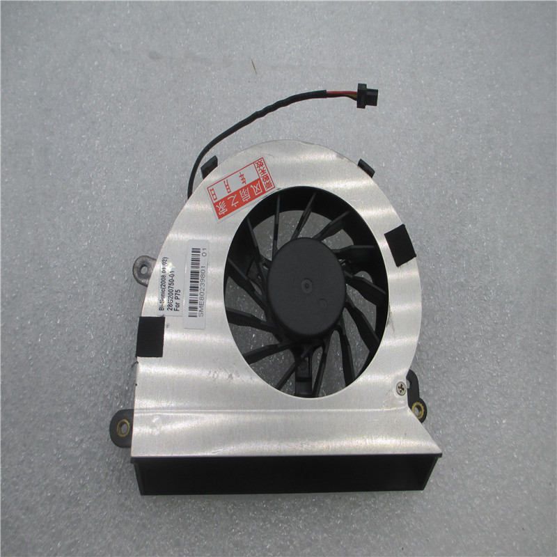 laptop COOLIG CPU Cooling Fan For Fujitsu Siemens XI2528 XI2550 XI2528 BS601305H-04 40GP75043-00 28G200750-00 5V 0.38A BS6005MB cpu laptop cooling fan for fujitsu siemens amilo d1840 d1840w d1845 bi sonic bp541305h cooling fan dv 5v 0 36a round fan