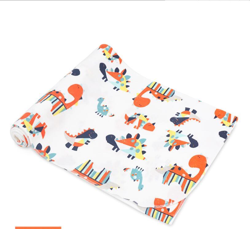 Baby Bedding Efficient 100%cotton Flamingo Rose Fruits Print Muslin Baby Blankets Bedding Infant Swaddle Towel For Newborns Bath Towel Bedding Props Blanket & Swaddling