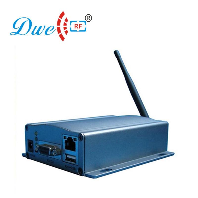 DWE CC RF Longue distance d'identification sans fil sans contact rfid lecteur de carte pour personne gestion