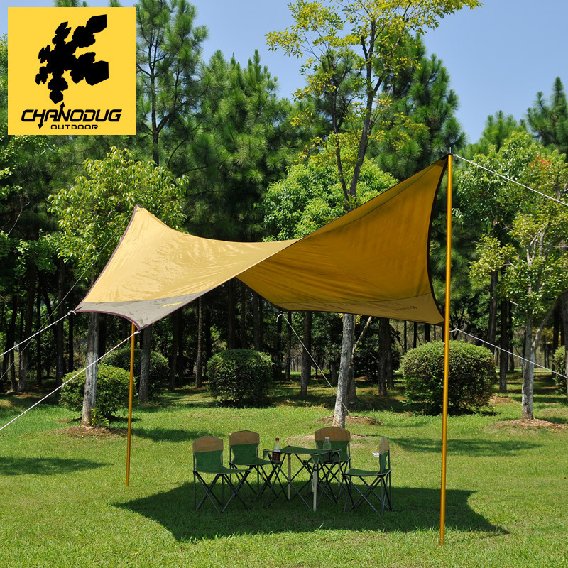 Temporary Back Yard Shelters : Portable ultralight summer uv protection outdoor people