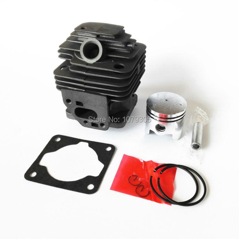 TL33 / CG330 1E36F Juego de cilindros para desbrozadora de césped, diámetro 36 mm