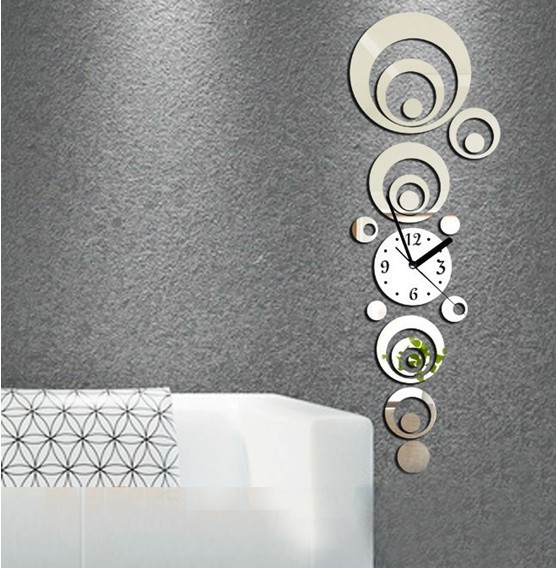 DIY Wall Clock Factory Direct Home Decor Living Room