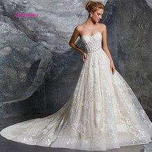 LEIYINXIANG Bride Dress Wedding Dress Ball Gown Backless