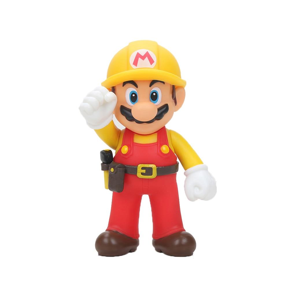 Super Mario Figures